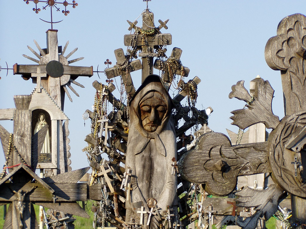 Vilniius Hill of Crosses 3